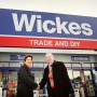 Wickes PR photography