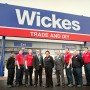 Wickes group photo