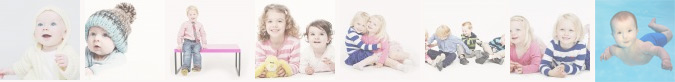 a sample of our childrens portrait photographs